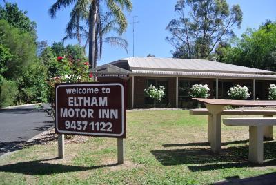 Eltham Motor Inn - Laterooms