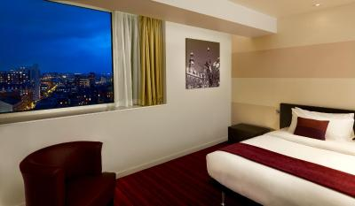 Park Plaza Leeds City Centre - Laterooms