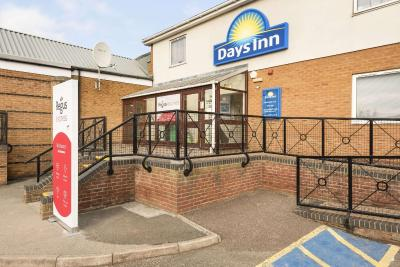 Days Inn Watford Gap - Laterooms