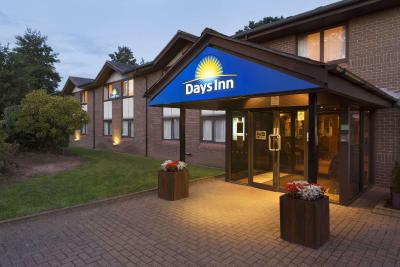 Days Inn Taunton - Laterooms