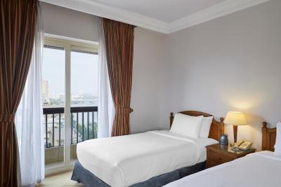 Hilton Cairo Zamalek Residences - Laterooms