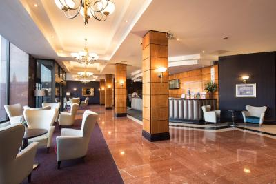Jurys Inn Edinburgh - Laterooms