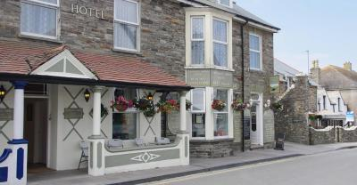 King Arthur's Arms Inn Tintagel - Laterooms