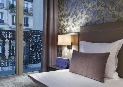 Timhotel Opéra Blanche Fontaine - Laterooms