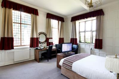 Mercure Telford Madeley Court Hotel - Laterooms