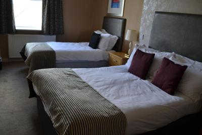 Westcliff Muthu Hotel - Laterooms