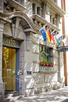 Alto Hotel on Bourke - Laterooms