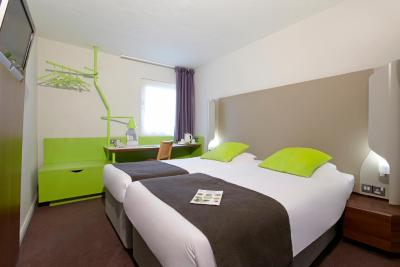 Campanile Swindon - Laterooms