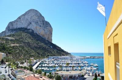 Hotel Porto Calpe - Laterooms