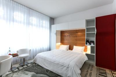 Park Plaza Wallstreet Berlin Mitte - Laterooms
