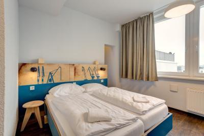 MEININGER Hotel Hamburg City Center - Laterooms