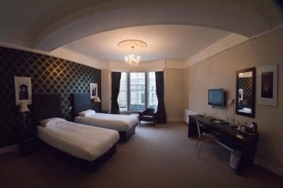 Queens Hotel and Spa - Laterooms