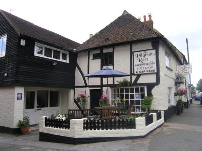 The Pilgrims Rest - Laterooms