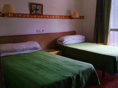 Hostal Escandinavia - Laterooms