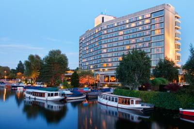 Hilton Amsterdam - Laterooms