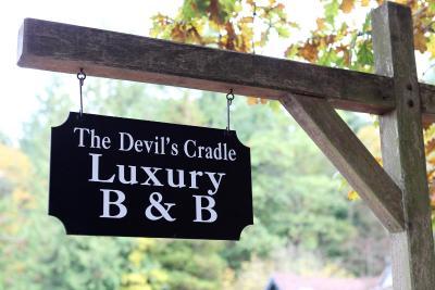 The Devil's Cradle - Laterooms