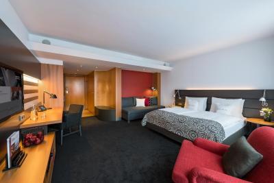 THE MADISON Hotel Hamburg - Laterooms