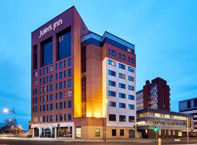 Jurys Inn Swindon - Laterooms