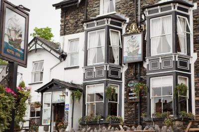 The Royal Oak Inn - Laterooms