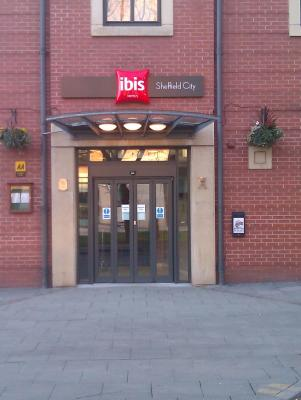 ibis Sheffield City - Laterooms
