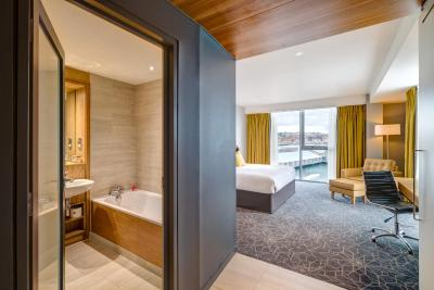 Apex City Quay Hotel & Spa - Laterooms