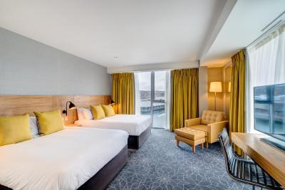 Apex City Quay Hotel & Spa - Laterooms