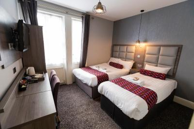 Euro Hotel Hammersmith - Laterooms