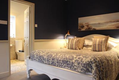 Titchwell Manor Hotel - Laterooms