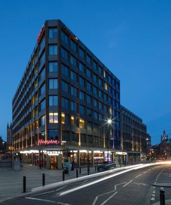 Hampton by Hilton Newcastle - Laterooms