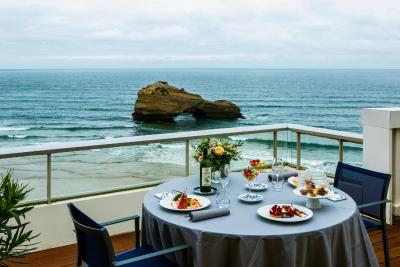 Sofitel Biarritz le Miramar Thalassa Sea & Spa - Laterooms