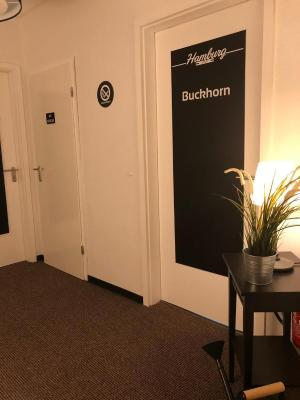 Holiday Inn Express HAMBURG CITY CENTRE - Laterooms