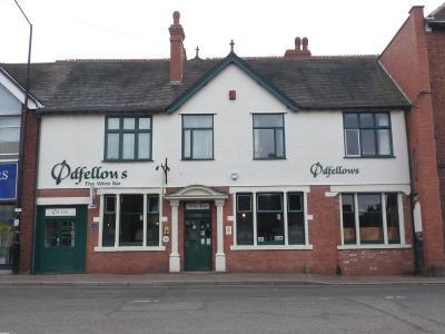 The Od Inn - Laterooms