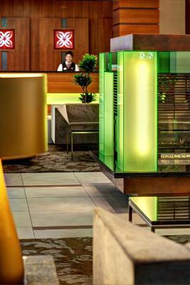 Hilton Garden Inn Frankfurt Airport - Laterooms