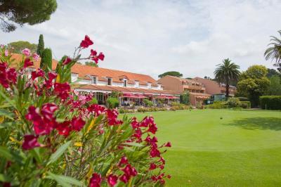 Golf Hôtel Valescure - Laterooms