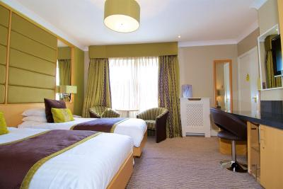 BEST WESTERN New Kent Hotel - Laterooms