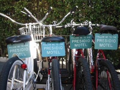 The Presidio - Laterooms