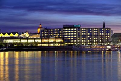 Hilton Mainz - Laterooms