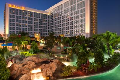 Hilton Orlando - Laterooms