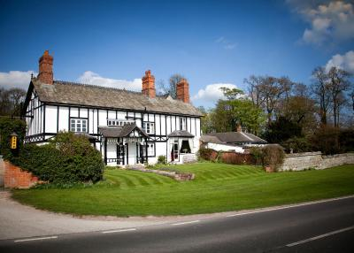 Donington Park Farmhouse Hotel - Laterooms