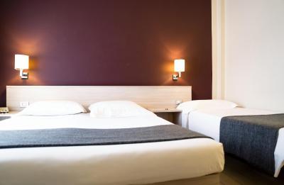 Mokinba Hotels CRISTALLO - Laterooms