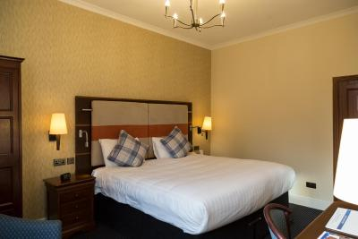 Best Western Plough & Harrow Hotel - Laterooms