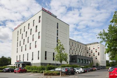 InterCityHotel Berlin-Brandenburg-Airport - Laterooms