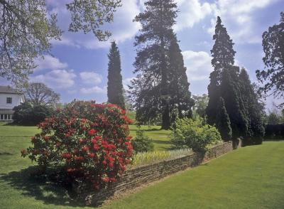 West Lodge Park - Laterooms