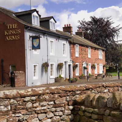 The Kings Arms at Temple Sowerby - Laterooms