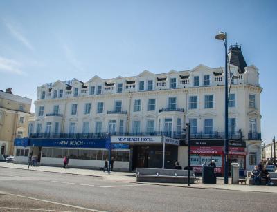 New Beach Hotel - Laterooms
