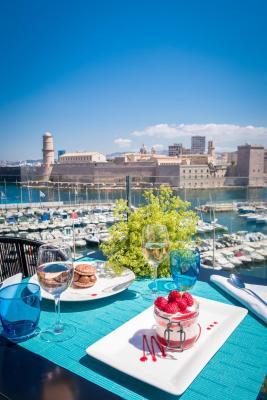 Sofitel Marseille Vieux Port - Laterooms