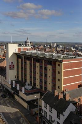 Best Western Plus Nottingham City Centre - Laterooms