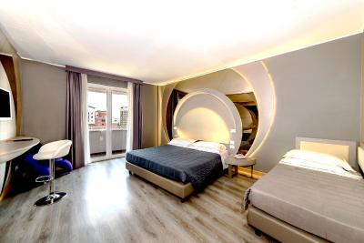 Hotel Da Vinci Milano - Laterooms