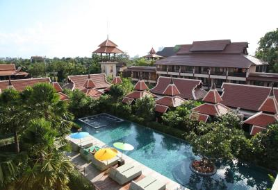 Siripanna Villa Resort & Spa - Laterooms