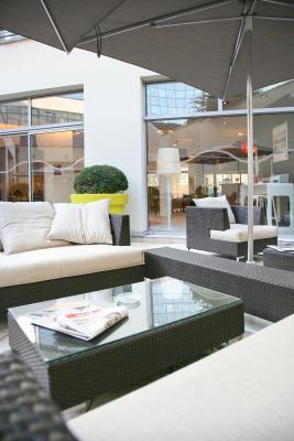 Novotel Lille Centre Gares - Laterooms